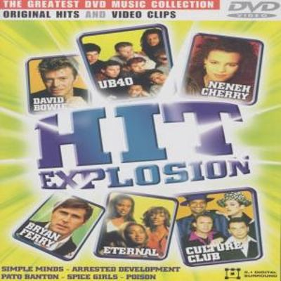 Hit Explosion [DVD]
