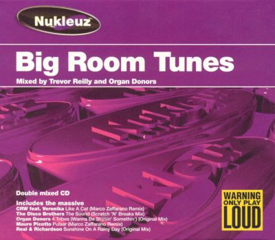 Big Room Tunes, Vol. 3