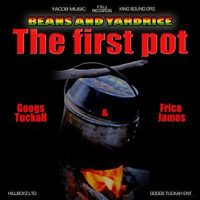 Beans and Yardrice the First Pot