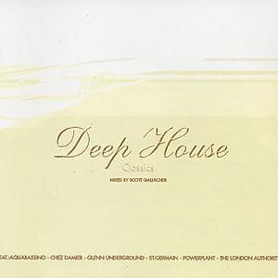 Deep House Classics in the Mix [Choice]