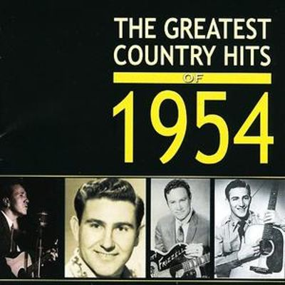 Greatest Country  Hits of 1954