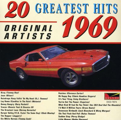 Greatest Hits 1969 Various Artists Songs, Reviews