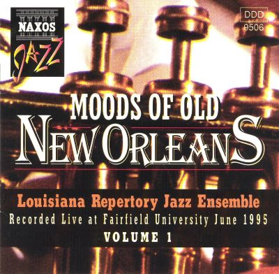 The Moods of Old New Orleans