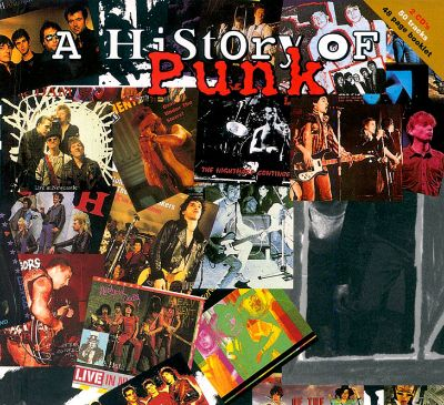 A history of punk rock music