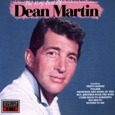 The Very Best of Dean Martin [1988]