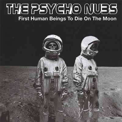 First Human Beings to Die on the Moon