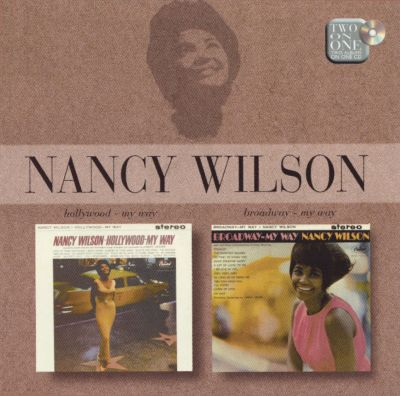 From Broadway with Love Nancy Wilson Songs Reviews 2315820