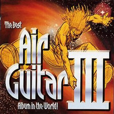 Best Air Guitar Album, Vol. 3