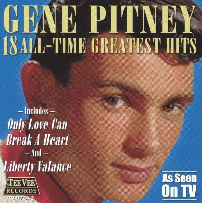 18 all time greatest hits gene pitney songs reviews credits awards allmusic. Black Bedroom Furniture Sets. Home Design Ideas