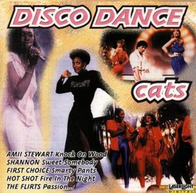 Disco Dance Cats