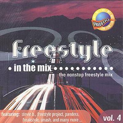 Freestyle in Mix, Vol. 4