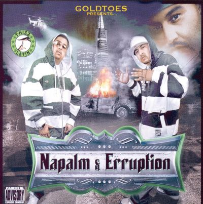 Napalm and Erruption