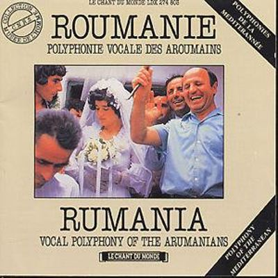 Vocal Polyphony of the Arumanians