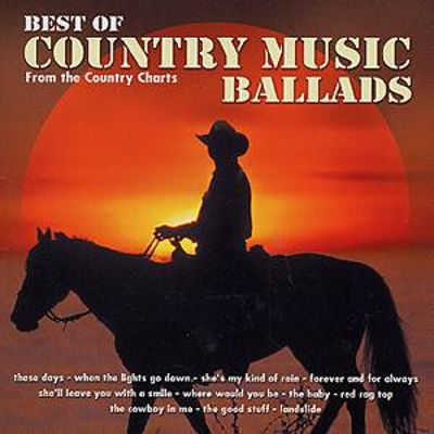Best of Country Music Ballads