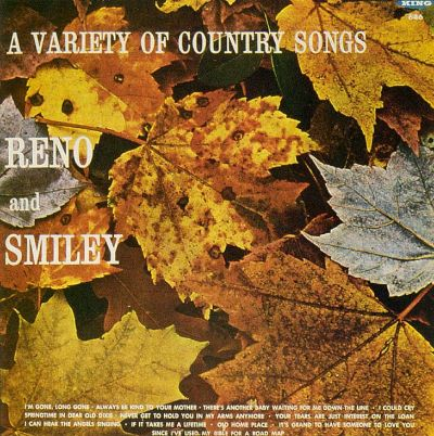 Variety of Country Songs