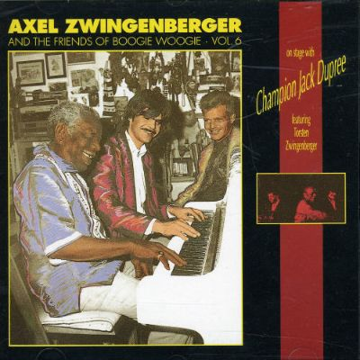 Axel Zwingenberger & His Friends of Boogie Woogie