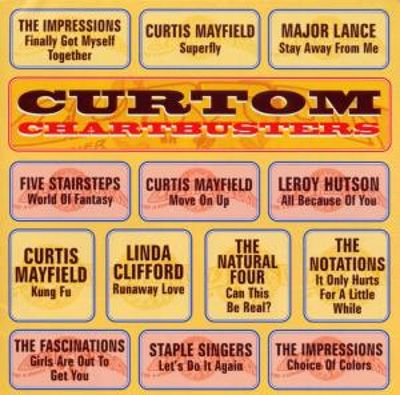 Curtom Chartbusters