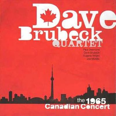 The Canadian Concert of Dave Brubeck