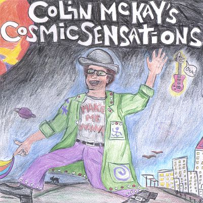 Colin Mckay's Cosmic Sensations