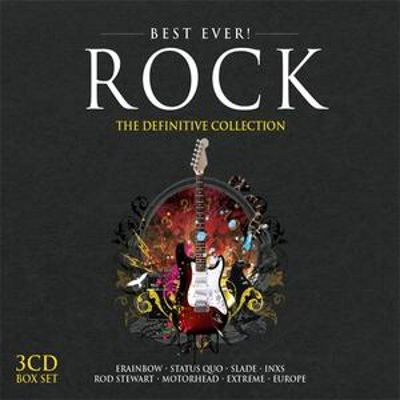 Greatest Ever Rock The Definitive Collection Various
