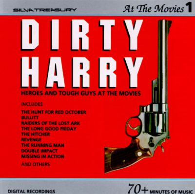 dirty harry heroes tough guys at the movies various