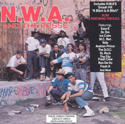 N W A And The Posse N W A Songs Reviews Credits