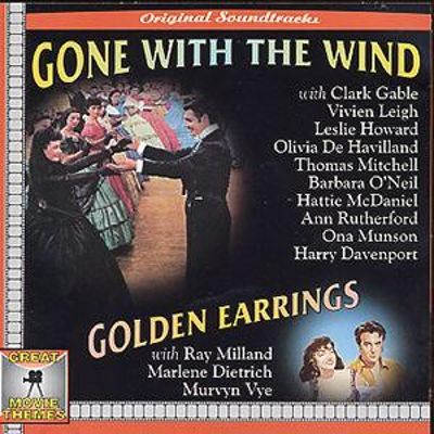Gone with the Wind/Golden Earrings [Great Movie Themes]