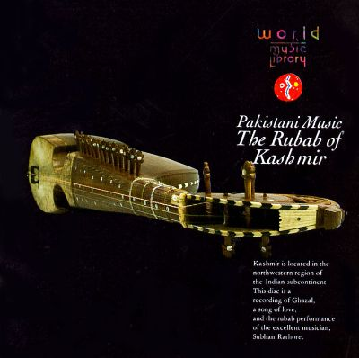 The Rubab of Kashmir
