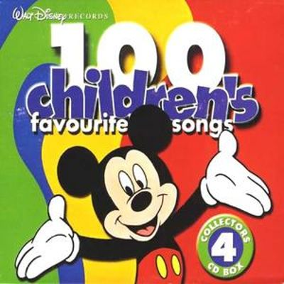 100 Children's Favourite Songs