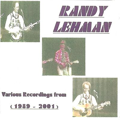 Various Recordings from 1989-2001