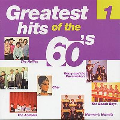 Greatest Hits of the 60's [Disky]