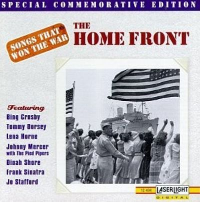 Songs that Won the War, Vol. 4: Home Front
