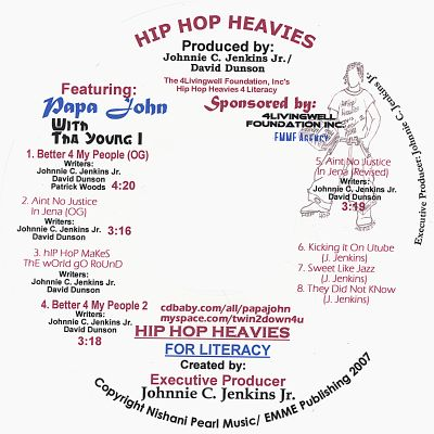 Hip Hop Heavies, Vol. 1