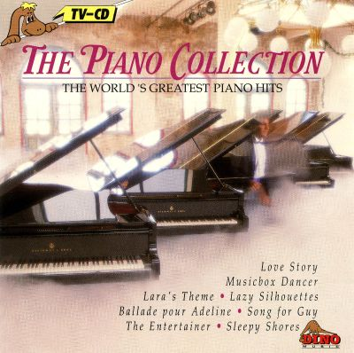 The Piano Collection: The World's Greatest Piano Hits
