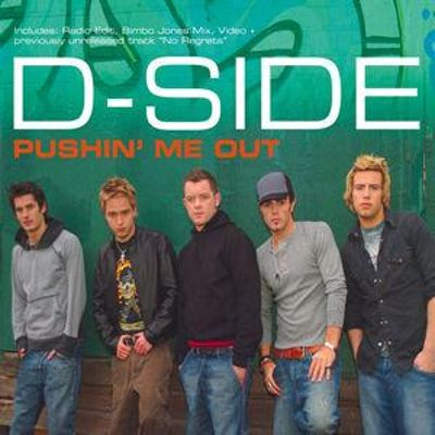 Pushin' Me Out [CD #1]
