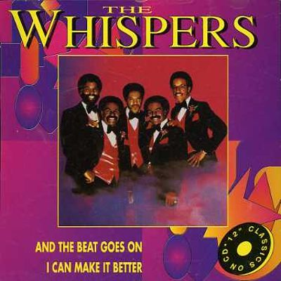And the Beat Goes On [Single] - The Whispers | Songs ...