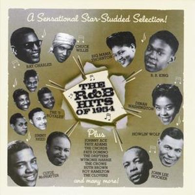 The R&B Hits of 1954