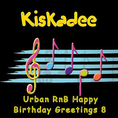 Urban R&B Happy Birthday Greetings, Vol. 8