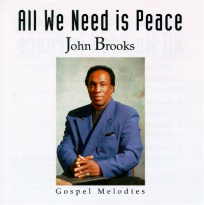 All We Need Is Peace