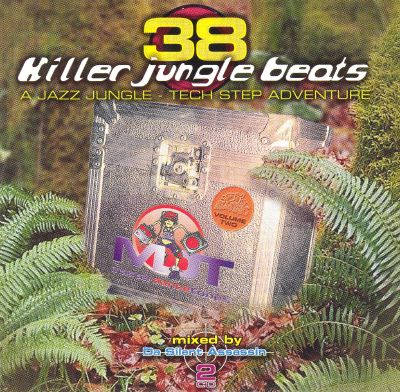 38 Jungle Beats: A Jazz Jungle/Tech Step Adventure