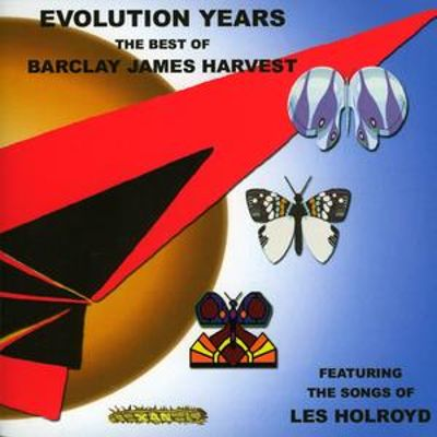 Evolution Years: The Best of Barclay James Harvest