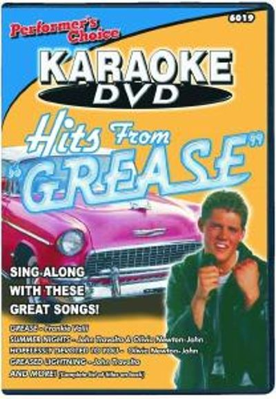 Hits from Grease [DVD]