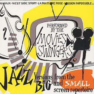 Jazz Versions from the Big and Small Screen Repert