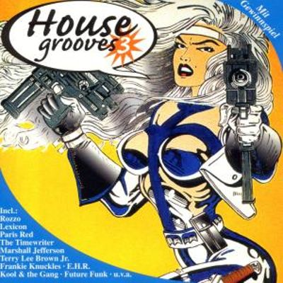 House Grooves, Vol. 3