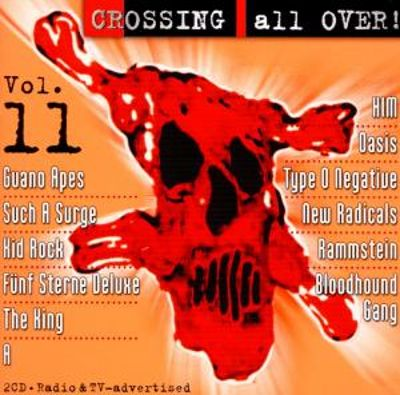 Crossing All Over, Vol. 11