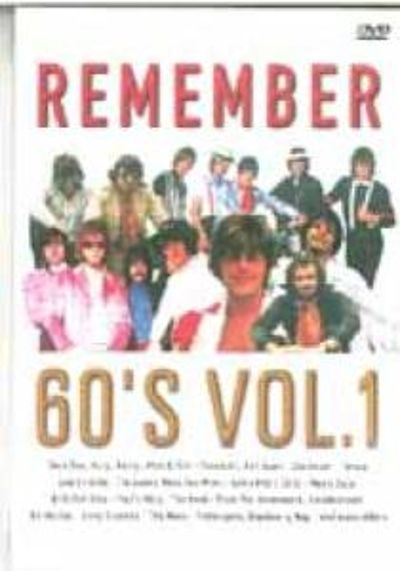 Remember the 60's, Vol. 1 [BR Music]