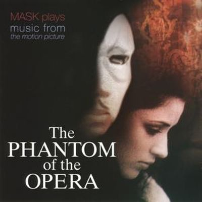 plays music from the phantom of the opera mask songs reviews credits allmusic. Black Bedroom Furniture Sets. Home Design Ideas