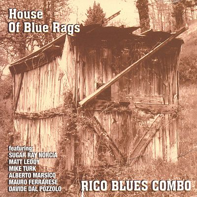 House of Blue Rags