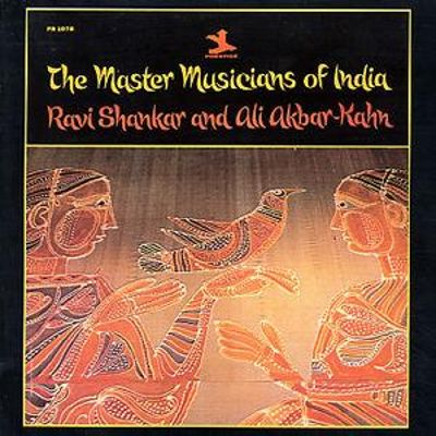 The Master Musicians of India [Prestige]