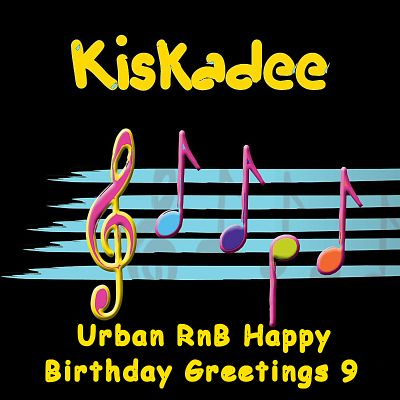 Urban R&B Happy Birthday Greetings, Vol. 9